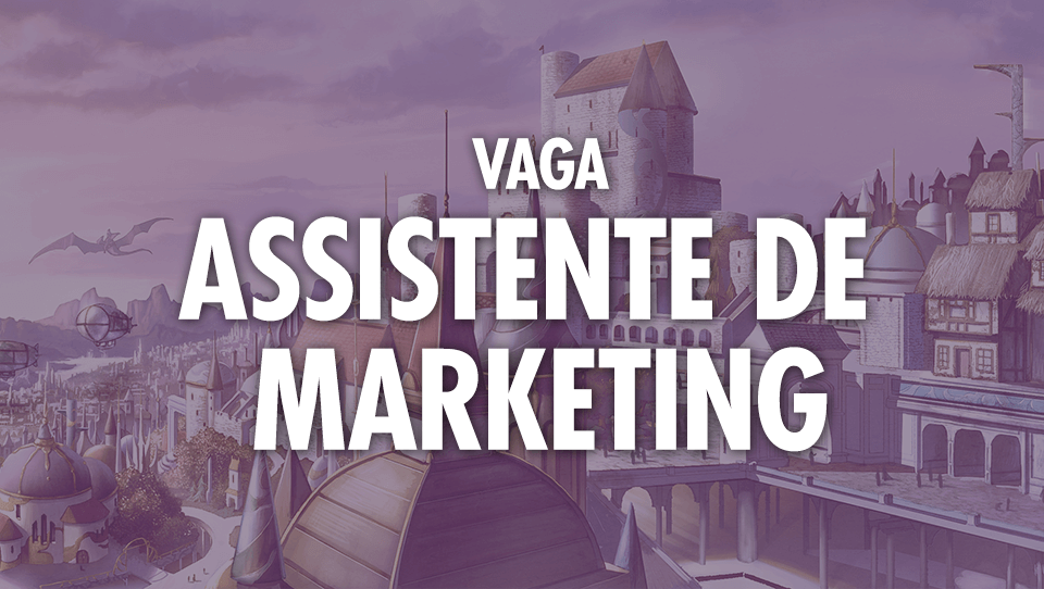 Vaga: Assistente de Marketing